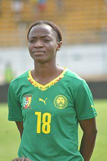 Henriette Akaba Cameroonian footballer