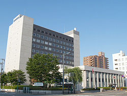 Akita Bank Head office.jpg