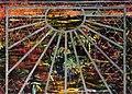 Akker met hek, een schilderij van Cornelia Vrolijk.jpg