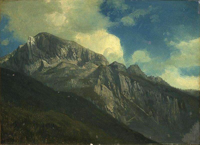 File:Albert Bierstadt - Mountains (02).jpg