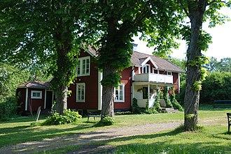 Grisslehamn - Image: Albert Engströms museum 02