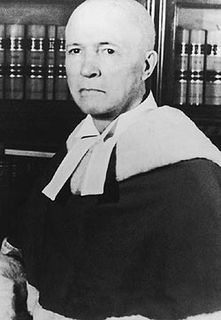 Albert Hudson Canadian politician