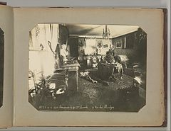 Album of Paris Crime Scenes - Attributed to Alphonse Bertillon. DP263661.jpg