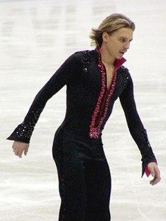 Alexander Abt Russian figure skater and coach