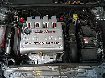 Ignition Coils for Alfa Romeo 147 156 GTV Spyder 4 Cylinder 2.0L Engine