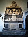 All Hallows Church Tottenham Haringey England - Barkham monument.jpg