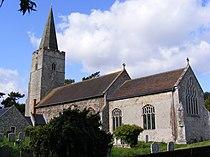 All Saints Church,Earsham - geograph.org.uk - 986171.jpg