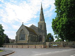 All Saints Church, Ellington - geograph.org.uk - 21364.jpg
