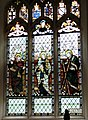 All Saints Church - stained glass by Kempe - geograph.org.uk - 1394287.jpg