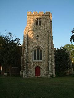 All Saints Church, Edmonton Church in United Kingdom