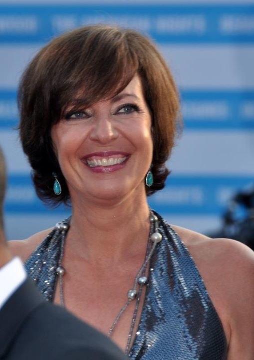 Allison Janney Deauville 2011