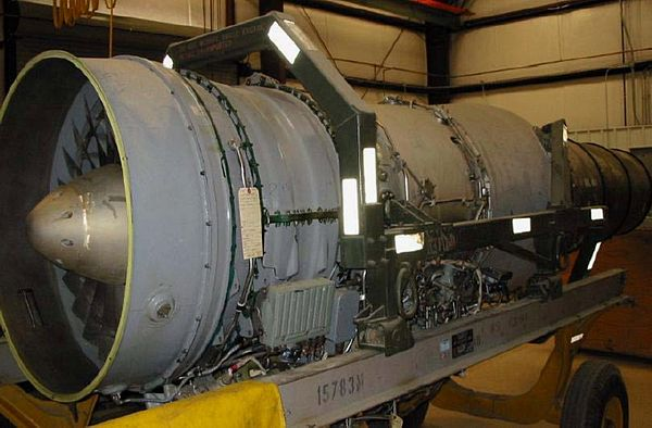 Low-bypass Turbofan Engines