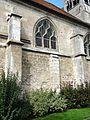 Allonne (60), église Notre-Dame de l'Annonciation, 3e travée du sud.JPG