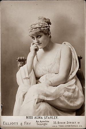 Alma Stanley - New York Public Library Digital Gallery