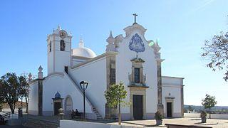 Church of São Lourenço (Almancil) Church in Algarve, Portugal