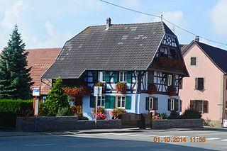 Altenheim Commune in Grand Est, France