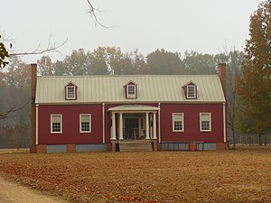 National Register of Historic Places listings in Marengo County, Alabama - Image: Altwood Plantation