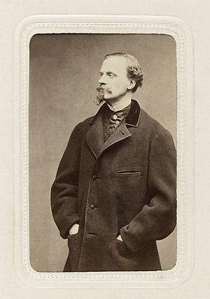 Amédée de Noé - French illustrator and caricaturist Amédée de Noé a.k.a. Cham (1818–1879)