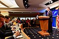 Ambassador Brownback Delivers Remarks on the Release of the 2017 International Religious Freedom Report (42382928162).jpg