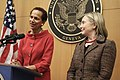 Ambassador King Introduces Secretary Clinton to the U.S. Mission in Geneva.jpg