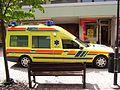 Ambulans i Nässjö centrum (Storgatan), den 20 maj 2007.jpg