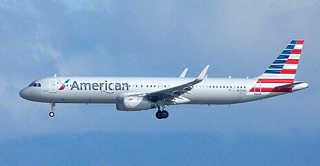 American Airlines, Airbus A321-231(WL), N144AN.jpg
