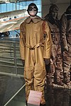 American Airlines C.R. Smith Museum May 2019 22 (c. 1920s airmail pilot flight suit).jpg