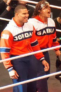 American Alpha Professional wrestling tag team