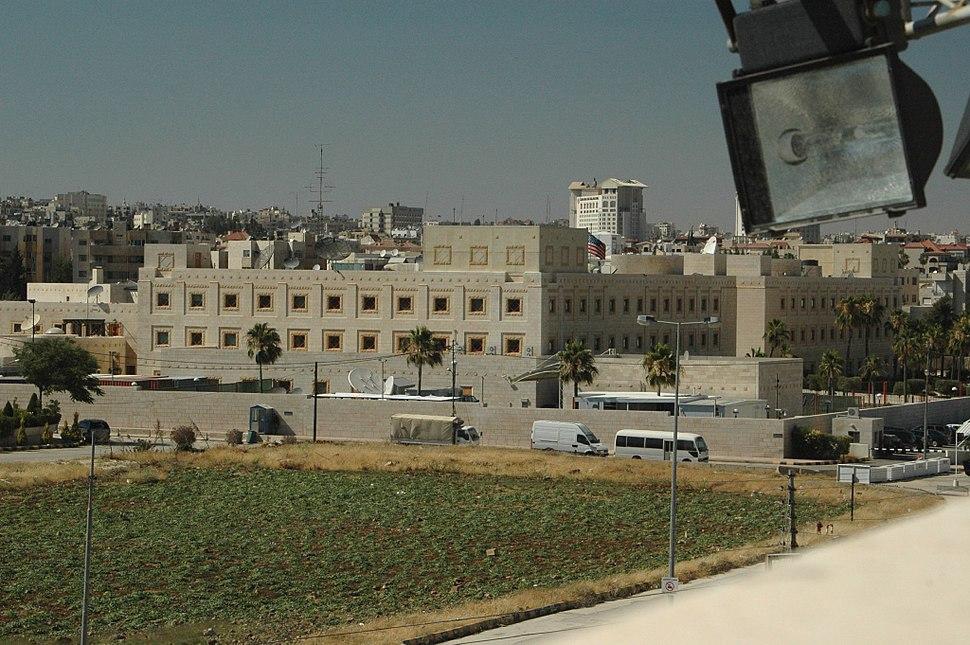 American Embassy in Amman