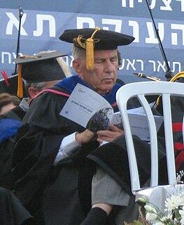 Amnon Rubinstein Israeli politician
