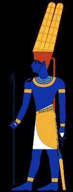 Resultado de imagen para importancia del color azul egipto