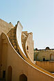 An astrological device, Jantar Mantar, Jaipur.jpg