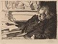 Anders Zorn, Ernest Renan, 1892, NGA 11345.jpg