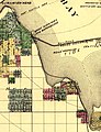 Anderson's 1890 map - West Seattle shore of Elliott Bay.jpg