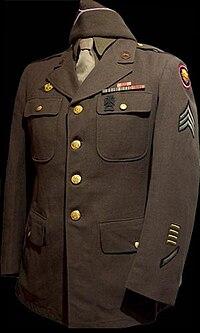 Antique United States War Military Uniform Patches