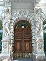 Andrássy Avenue, 9. Frontdoor budapest.jpg