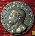 Andrea guacialotti, medaglia di niccolò Palmieri, vescovo di orte, 1463.JPG