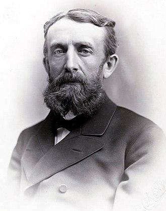 Andrew Dickson White - White in 1885
