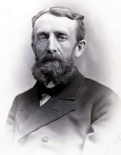 Andrew Dickson White 1885