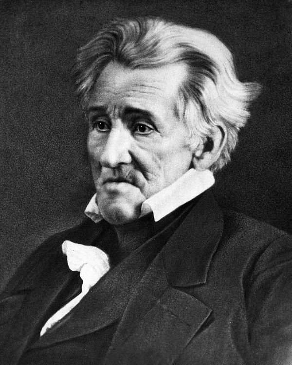the significant contribution of andrew jackson in america Major general andrew jackson american politics forever changed with the election of 1840, american politics were forever changed although william henry.
