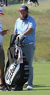Andrew Johnston (golfer)
