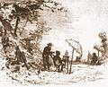 Angelo Agostini, 1888, Grimm e seus discípulos.jpg