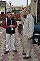 Anil Shrikrishna Manekar and Saroj Ghose - Kolkata 2014-02-13 2258.JPG