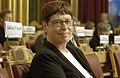 Anita Johansson, Nordiska radets nyvalda vicepresident (Bilden ar tagen vid Nordiska radets session i Oslo, 2003).jpg