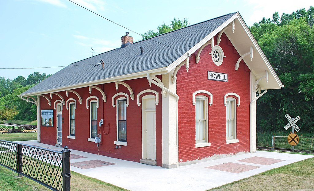 Howell (MI) United States  city pictures gallery : ... in the United States of America . Its reference number is 71000405