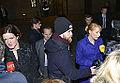 Anna Kinberg Batra, Annie Lööf dec 2014.jpg