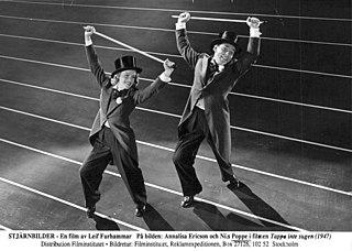 <i>Dont Give Up</i> (film) 1947 film by Lars-Eric Kjellgren