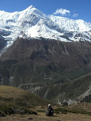 Manang District, Nepal - Annapurna, Manang District