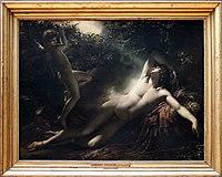 Anne-louis girodet de roussy-trioson, endimione, effetto di luna, 1791, 01.jpg