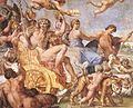 Annibale Carracci - Triumph of Bacchus and Ariadne (detail) - WGA04459.jpg